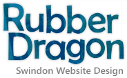 Rubber Dragon Swindon Website Design